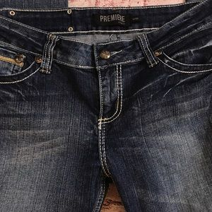 Premiere Jeans by Rue 21 9/10 R skinny